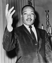 Martin Luthar King Jr. USA