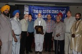 Ludhiana Citizen Council - Best Citizen Award - 2015